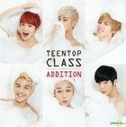 Teen Top Mini Album Vol. 4 (Repackage) - Teen Top Class Addition