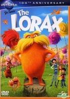 The Lorax (2012) (DVD) (Taiwan Version)