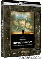 Saving Private Ryan (1998) (4K Ultra HD Blu-ray) (3-Disc Steelbook Edition) (Hong Kong Version)