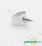 BEAST : Yang Yo Seop Style - Ares Ring (Silver / US Size: 6)