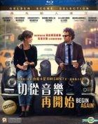 Begin Again (2013) (Blu-ray) (Hong Kong Version)
