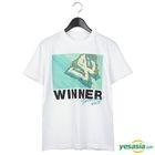 WINNER JAPAN TOUR 2018 - T-Shirt(WHITE/L)