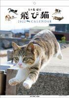 Flying Cat 2022 Calendar (Japan Version)