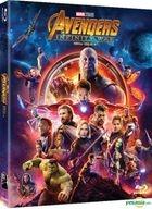 Avengers: Infinity War (Blu-ray) (Korea Version)