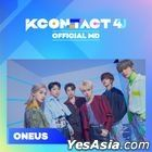 ONEUS - KCON:TACT 4 U Official MD (Fabric Poster)