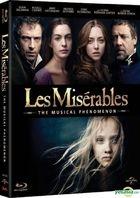 Les Miserables (2012) (Blu-ray) (Hong Kong Version)
