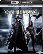 Van Helsing (2004) (4K Ultra HD + Blu-ray) (Hong Kong Version)