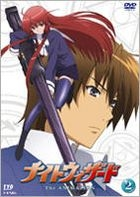 Night Wizard - The Animation (DVD) (Vol.2) (Normal Edition) (Japan Version)