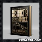 Stray Kids World Tour District 9 : Unlock in SEOUL (2DVD + Photobook + Sticker + Folding Poster) (Korea Version)