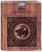 The Lion King (Blu-ray) (2D + 3D Diamond Edition) (Steelbook) (Taiwan Version)