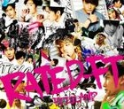 RATED-FT (Jacket A)(ALBUM+DVD+BOOKLET)(First Press Limited Edition)(Japan Version)