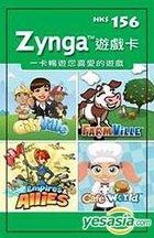 Zynga Game Card $20