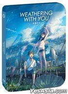 Weathering with You (2019) (Blu-ray + DVD) (Steelbook) (US Version)