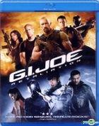 G.I. Joe 2: Retaliation (2013) (Blu-ray) (Hong Kong Version)