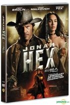 Jonah Hex (DVD) (Korea Version)