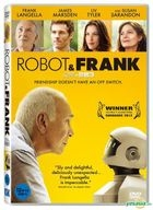 Robot & Frank (2012) (DVD) (Korea Version)