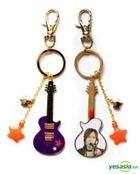 Marry Me, Mary! (KBS TV Drama) - Jang Keun Suk Guitar Key Holder (Purple)