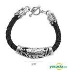 GOT7 Style - Spartacus Bracelet (Black)