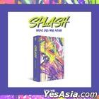 MIRAE Mini Album Vol. 2 - Splash (Cool Version) + Poster in Tube (Cool Version)