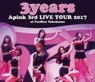 Apink 3rd Japan TOUR -3years- at Pacifico Yokohama [BLU-RAY] (Japan Version)
