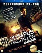 Olympus Has Fallen (2013) (Blu-ray) (Hong Kong Version)
