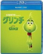 DR. SEUSS' THE GRINCH (Blu-ray + DVD)(Japan Version)