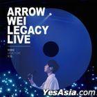 Arrow Wei Legacy Live (Blu-ray)