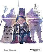 GRANBLUE FANTASY The Animation Season 2 Vol.2 (DVD)(Japan Version)