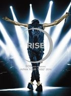 SOL JAPAN TOUR 'RISE' 2014 (DVD+PHOTOBOOK) (First Press Limited Edition)(Japan Version)