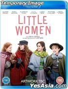 Little Women (2019) (Blu-ray) (Taiwan Version)