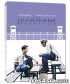 The Shawshank Redemption (1994) (4K Ultra HD + Blu-ray) (Steelbook) (Hong Kong Version)