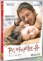 P.S I Love You (DVD) (Korea Version)