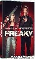 Freaky (2020) (DVD) (Hong Kong Version)