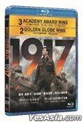 1917 (2019) (Blu-ray) (Hong Kong Version)