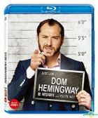 Dom Hemingway (2013) (Blu-ray) (Korea Version)