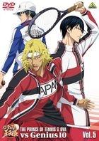 The Prince Of Tennis OVA vs Genius10 Vol.5 (DVD) (First Press Limited Edition)(Japan Version)