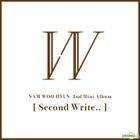 Infinite : Nam Woo Hyun Mini Album Vol. 2 - Second Write.. (Random Version)