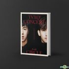 TVXQ! - TVXQ! CONCERT -CIRCLE- #with Concert Photobook