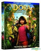 Dora and the Lost City of Gold (2019) (Blu-ray + DVD + Digital) (US Version)