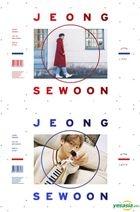 Jeong Se Woon Mini Album Vol. 1 Part. 2 - AFTER (Random Version)