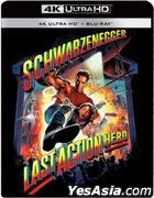 Last Action Hero (1993) (4K Ultra HD + Blu-ray) (Taiwan Version)