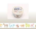 mt Masking Tape : mt ex animals
