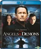 Angels & Demons (2009) (Blu-ray) (Special Edition) (Mastered in 4K) (Hong Kong Version)