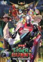 TIGER & BUNNY The Movie - The Beginning - (DVD) (English Subtitled) (Normal Edition)(Japan Version)