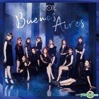 Buenos Aires [TYPE B] (SINGLE+DVD) (台灣版)