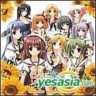 PS2 Game - Shuffle ! On The Stage - Character Vocal Album (Japan Version)