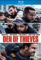 Den of Thieves (2018) (Blu-ray) (US Version)