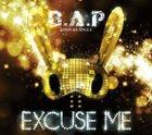 EXCUSE ME [Type A](SINGLE+DVD) (日本版)
