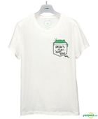 2PM : Ok Taec Yeon Cat Character - T-shirt A (Version 2) (Okcat's Always Inside You) (One Size)