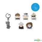 g.o.d 20 Years Official Goods - Keyring Set